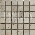 KLASİK Taraklı Taraklı 2x10xBS Traverten Mozaik