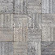 POTENZA SİLVER TRV Taraklı 1x7.5x7.5 Mermer Mozaik