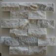 BEYAZ MERMER (sarılı) Patlatma 3x4.8x10 Mermer Mozaik