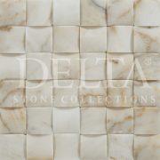 VİOLET Konkav 2x4.8x4.8 Mermer Mozaik