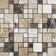 ROMA VALENSİYA Cilalı 1xRomanxSet Traverten Mozaik