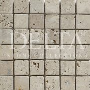 SİLVER Taraklı Taraklı 2x10xBS Traverten Mozaik