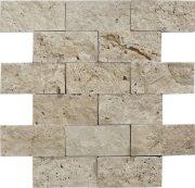 Mozaik Patlatma Taş Klasik Traverten
