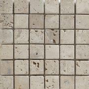 Mozaik Eskitme Taş Klasik Traverten