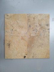 Klasik Traverten Eskitme Taş Mozaik